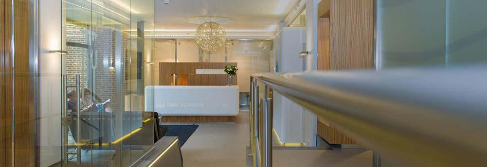 Entree beste haartransplantatie kliniek Maastricht Koetshuis