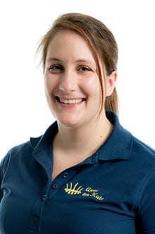 Anne ten Kate technician Hair Science Institute