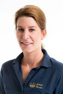 Astrid Vossen Technician Hair Science Institute
