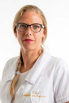 Kristel van Herwijnen MD Clinic Manager