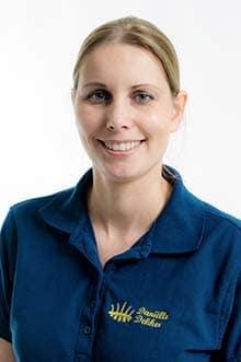 Danielle technician